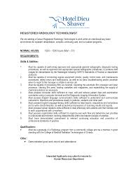 Templates Ideas Of Resume Cv Cover Letter X Ray Technologist Job For Ct Tech Examples