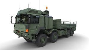 100 Patriot Truck Swedish Army Orders Rheinmetall HX Heavy Trucks For System