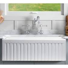 Americast Farmhouse Kitchen Sink by Kitchen Sinks For Less Overstock Com