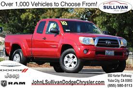 100 Toyota Tacoma Used Trucks 2010 For Sale At John L Sullivan Chrysler Dodge Jeep Ram VIN 5TETU4GN0AZ734486