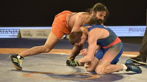 Baba Ramdev Displayed His Wrestling Skills As He Went Head To With 2008
