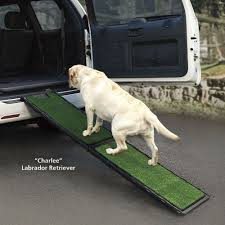 100 Dog Truck Ramp Vehicle Car SUV PickUp Van Pet Stairs Ladder Platform