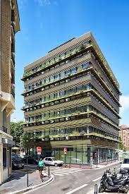 immeuble bureau b c architectes immeuble de bureaux les horizons clichy la