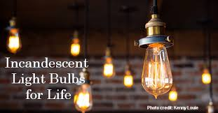 how to incandescent light bulbs for the rest of your