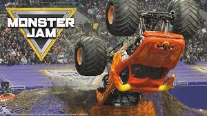 100 Game Truck San Diego Monster Jam PETCO Park Spectator Events