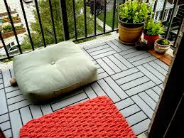 Image Of Deck Tiles Ikea Balcony Flooring Home Depot Ideas