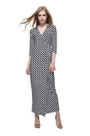 aliexpress com buy 2017 fall long maxi dress woman classic v
