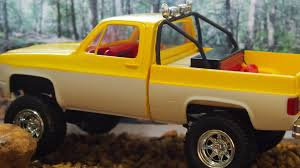 100 1984 Gmc Truck GMC Pickup MPC Deserter Model Unboxing And Build With Bonus