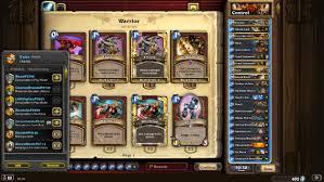 70 winrate 31 14 legend control warrior hearthstone decks