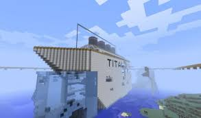 Minecraft Titanic Sinking Map by Escape Rms Titanic Escape Maps Mapping And Modding Java