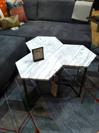 West Elm Scoop Back Chair Assembly by Hex Side Table From West Elm Home Coffee Tables Pinterest