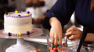 Cakes Decorated With Candy by How To Decorate A Birthday Cake With Candy Howcast The Best