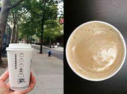 Triple Grande Pumpkin Spice Latte Calories by Nutritionists Review Starbucks U0027 New Almondmilk Self