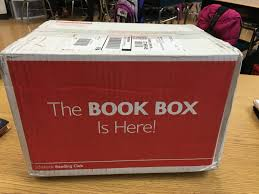 "The Book Box Is Here!"" – Scholastic Reading Club 