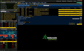 Sink Or Swim Trading by How To Use Account Statements On The Thinkorswim Platform