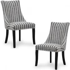 Dining Chair - Pair Of Shankar Balmoral Mink Stripe Accent Chairs  090-42-02-01-03 Black Accent Chairs Living Room Cranberry And With Arms Home Fniture White Chair For Elegant Design Ideas How To Choose An 8 Steps With Pictures Wikihow Charming Your Grey Striped Creative Accent Chairs Black Midcentralinfo Blackwhite Sebastian Contemporary Chrome Sets Cheapest Small Master Hickory Modern Armchair Real Wood Frame Silver Ainsley Stripe Cheap Leather Tags
