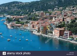 100 Villefranche Sur Mere SurMer France May 20 2018 Beautiful Aerial View