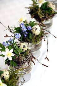 Full Size Of Amusing Table Decorations For Spring Beautiful Centerpieces Ideas Winning Artistic Egg Nest Decorating