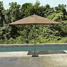 Sears Rectangular Patio Umbrella by Patio Sears Patio Umbrellas Outdoor Hanging Umbrella Sears