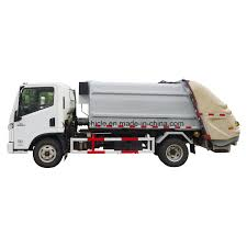 China 16t Compression Rubbish Truck For Waste Service - China 16t ...