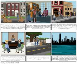 bed stuy gentrification storyboard by nicoleplascencia