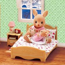 parents bedroom set calico critters