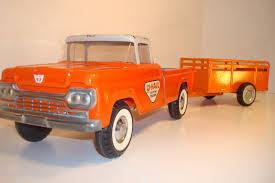 VINTAGE NYLINT UHAUL Ford Pickup Truck /trailer /tailgates Restore ...