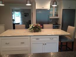 white kitchen cabinets with granite countertops kitchen