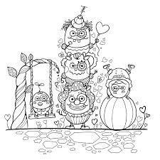 Enchanted Forest Coloring Book Google Search Mandales I
