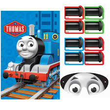 Thomas The Tank Engine Bedroom Decor by Thomas The Train Birthday Party Games Ideas And Printables
