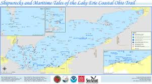 Where Did The Lusitania Sunk Map by Shipwrecks Of Lake Erie Maps Pinterest Lake Erie And Lakes