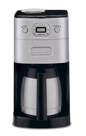 The Features Of Cuisinart DGB 650BC Coffee Machine Are Much Similar To 900BC But Best Part Is It Comes In Half Price