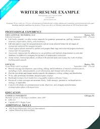 Technical Writer Resume Examples Writing A Sample Reflection Info Objective