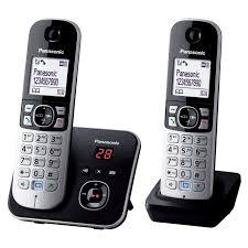 Panasonic KX-TG 6822 Twin Digital Cordless Phones | Buy With LiGo Panasonic Cordless Phone Plus 2 Handsets Kxtg8033 Officeworks Telephone Magic Inc Opening Hours 6143 Main St Niagara Falls On Kxtg2513et Dect Trio Digital Amazonco Voip Phones Polycom Desktop Conference Kxtg9542b Link2cell Bluetooth Enabled 2line With How To Leave And Retrieve Msages On Your Or Kxtgp500 Voip Ringcentral Setup Voipdistri Shop Sip Kxut670 Amazoncom Kxtpa50 Handset 6824 Quad 3line Pbx Buy Ligo Systems