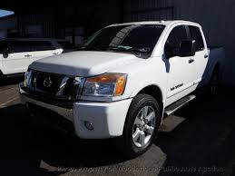 2010 Used Nissan Titan XE At Woodbridge Public Auto Auction, VA, IID ...