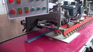 ceramic cnc front and rear blade cutting machine