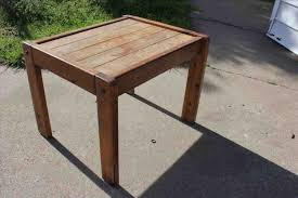 House Simple Patio Details Letus Easy Wood Table Projects Just Build A Diy Decor For Your
