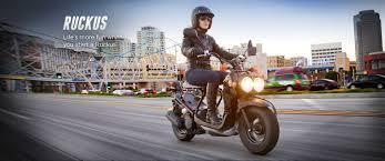 Ruckus Honda Scooter