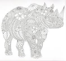 Coloriage Animaux Adulte Coloriage Mandala Anti Stress 35 Mandala