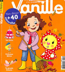 Abonnement Les Ptites Filles à La Vanille Abonnement Magazine Par
