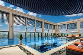 100 Infinity Swimming INFINITY SWIMMING POOL Altara Suites
