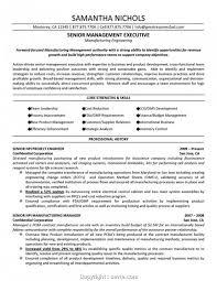 Simply Construction Executive Resume Samples Management Examples Resumes Senior Medium Size