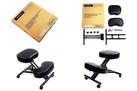 Ergonomic Office Kneeling Chair For Computer Comfort by Amazon Com Sleekform Ergonomic Kneeling Chair Adjustable Stool