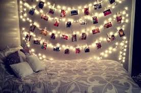 Whether The Room Is Boho Inspired Or Modern And Minimalist Almost Every Tumblr Worthy I Have Seen Has String Lights Some People Border Their Walls