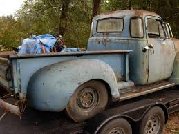 1951 Chevy Project Truck W/title - Pensacola Fishing Forum