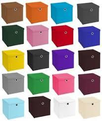 faltbox 15 x 15 x 15 cm aufbewahrungsbox badezimmer kiste