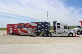 America's Road Team On-site To Help Welcome Guests To M&K Truck ...