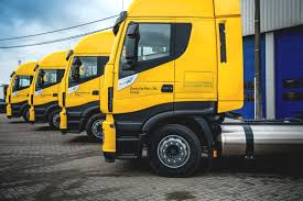 100 Iveco Truck DHL Buys LNG Trucks LNG World News