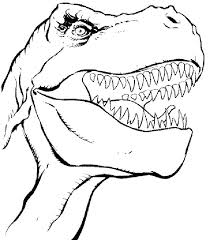 Great Dinosaur Coloring Pages To Print