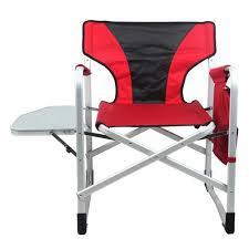 guidesman aluminum director s patio chair at menards